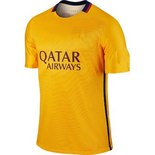 Navex Football Jersey Yellow