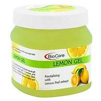 New BioCare Lemon Gel With Lemon Peel Extract 500 Ml (100% Original Product)