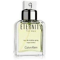 Calvin Klein Eternity Eau De Toilette  -  50 Ml (For Men)