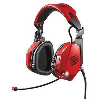 Mad Catz F.R.E.Q. TE Stereo Gaming Headset