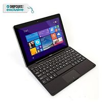 Penta T-PAD Detachable Touchscreen Laptop(Intel Quad Core Upto 1.84GHz/ Window 10/ 2GB RAM/ 32GB)