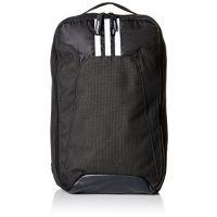 adidas Golf Men's Shoe Bag, Black/White