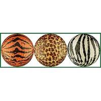 Animal Print Collection Golf Ball Gift Set