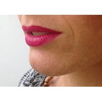 Sexy Organic Lip Gel Lipstick Extracted from Honey & Beeswax. 100% Natural. No Chemicals. Amazing Look! by KK Fashion (Magnetic Magenta)