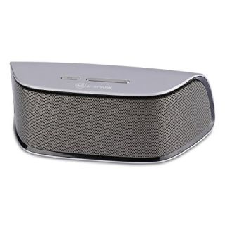 Bluetooth Speakers E-Spark S1 Ultra 10 Watts Rechargeable Stereo Wireless Portable Speaker for Smart Phones iPhone Samsung Tablets iPod & PC (Grey)