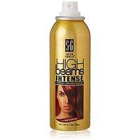 high beams Intense Temporary Spray on Hair Color, Rockstar Red #24, 2.7 Ounce