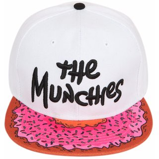 ILU The Munches cap for Men Women Girls Boys Snapback hiphop and baseball caps