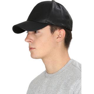 ILU Black Baseball Cap for Men Women Snapback hiphop caps for Man Girls Boys
