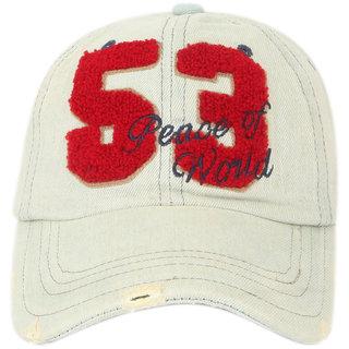 ILU Denim cap baseball cap caps for man woman Boys Girls Men Women Snapback cap Hip hop cap