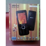 maxx brand -mx 470 dual sim mobile phone