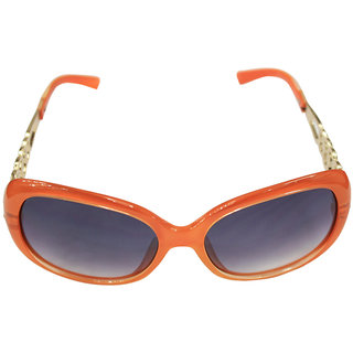Orange Sunglass For Women
