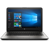 HP Notebook - 14-am090tu (Z4Q60PA) (Core i3 (5th Gen)/4 GB/1 TB/35.6 cm (14)/Windows 10 Home) (Silver)