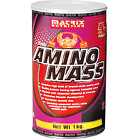 Matrix Nutrition Amino Mass, 1 Kg-Chocolate