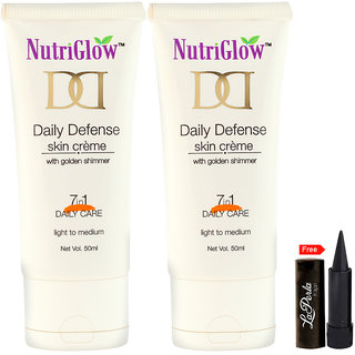 Nutriglow Daily Defense Skin Creame