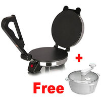 Buy Roti Maker Get Dough Maker Free