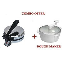 Roti Maker With Dough Maker