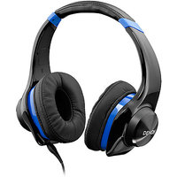 Denon AH-D320 BUEM On-Ear Headphone (Blue)