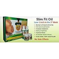 Slim N Fit-Ayurvedic Slimming Oil With Quantum Pendent Free MRP:Rs.999/
