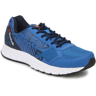 Reebok Men'S Blue Running Shoes