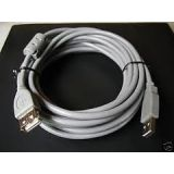 Usb Cable 5m Extension 3.0 High Speed For HDD Hard Drive Laptop PC Cable