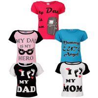 Gkidz Pack Of 5 Girls Tshirt