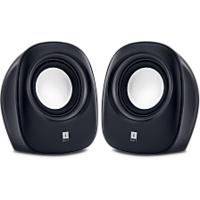 IBall USB Speaker (PC Laptop Netbook) 2.0 Sound Wave 2 Multimedia  - Black
