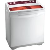 Whirlpool SuperWash XL A-72S 7.2 kg Semi Automatic Washing Machine White