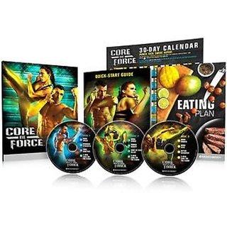 Core De Force Base Kit DVD Workout Program