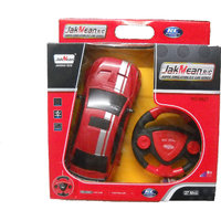 Rechargable Steering Radio Remote Control RC Car Toy For Kids