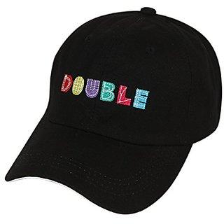 ILU Double Caps for man girls boys man women baseball Cap Hiphop Cap Snapback cap