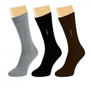 Arjay MenS Formal Socks-3 Pair-Classic-P3