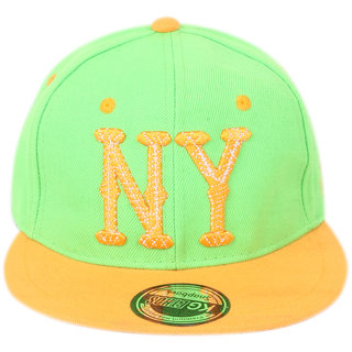 ILU NY NYC caps snapback caps hiphop caps baseball cap green caps for man woman Boys Girls Men Women