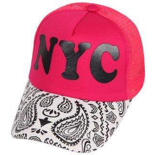 ILU Cap NYC Printed Trucker cap Baseball cap caps Man Women Girls Boys Men Caps