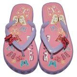 Flots Pink Women's Slipper- 1211