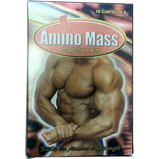 Amino Mass Capsules Pack of 3