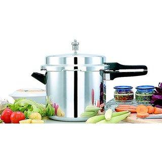 Mahavir Induction Base Pressure Cooker-5.0 Liter