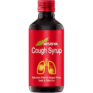 Ayusya Cough Syrup