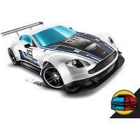 Hot Wheels Cars - Aston Martin Vantage GT3 White