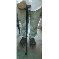 SRM (Best Health) Walking Stick - L Shape - single Leg