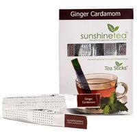 Ginger Cardamom  - Tea Sticks - Sunshine Tea