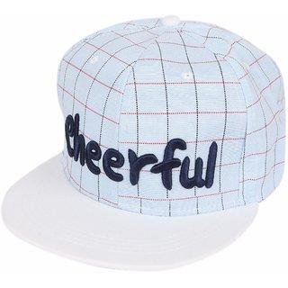 ILU Cheerful Snapback Hiphop Cap Baseball Boys Men Women Girls Caps Hats
