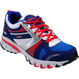 Yepme Smash Sports Shoes- Red & Blue