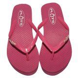 Flots Pink Women's Slipper- 1102