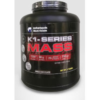 Infotech Nutrition K1-Series Mass Weight Gainer 2.722kg (6lb) Chocolate Flavour