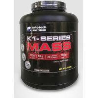 Infotech Nutrition K1-Series Mass Weight Gainer 2.722kg (6lb) Chocolate Flavour