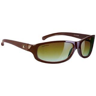 Fastrack Rectangular Sunglasses (P103BR2)