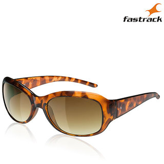 Fastrack P186BR1F Sunglasses  Form Women Sunglasses