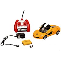 Fantasy India Red Ferrari Style Rc Rechargeable Car With Opening Doors