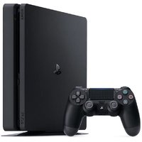 Sony PlayStation4 Slim New 1 TB (Black)