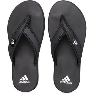 Adidas Black Rio Slippers  Flip Flops